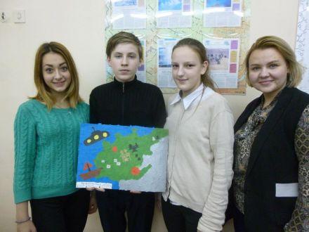 Конкурс мозаичных полотен «Архангельской области – 80 лет»