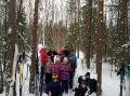 Поход на лыжах!